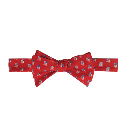 MS Traditional Red Bow